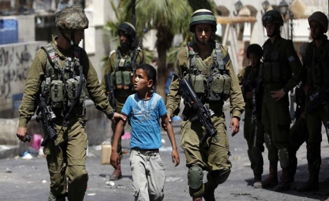 מעצר ילד